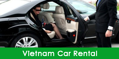 Car rental in Vietnam