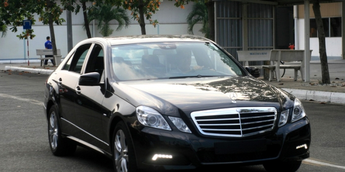 Car rental with driver in Ho chi minh city Vietnam