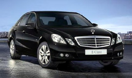 Saigon Car Rental - Mercedes E 250
