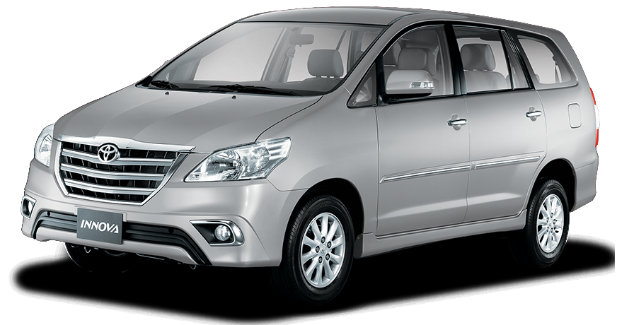 Toyota Innova rental Cars