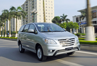 Car long term rental in vietnam