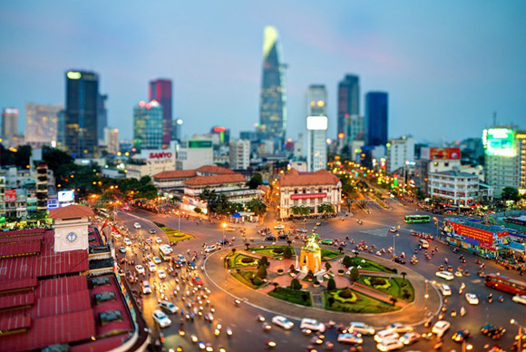 Car rental Ho Chi Minh City