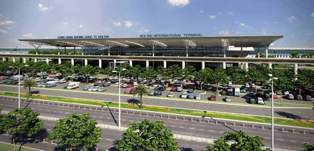 noi bai airport transfer