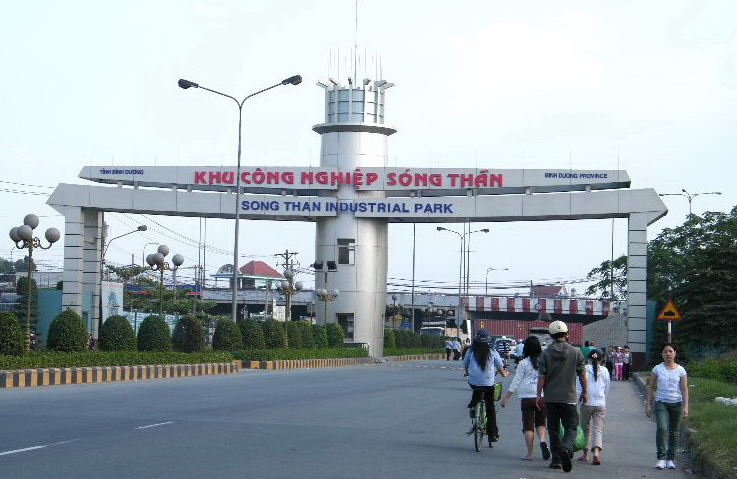 private car transfer from hcmc to binh duong