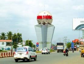 Car rental Saigon to Binh Duong