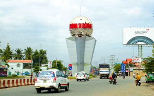 private car transfer from saigon to binh duong