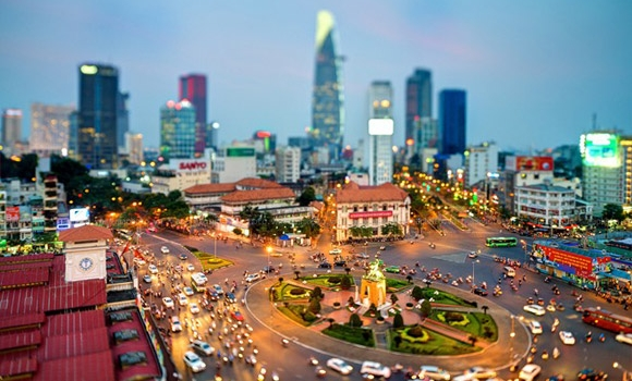 Transfer Ho Chi Minh City to Moc bai border
