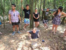 cu chi tunnel tours