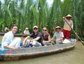 Car rental ho chi minh city to mekong delta tour