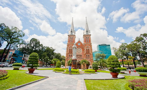 4 days tour package in HCM City – Chauffeur Car Rental in Vietnam