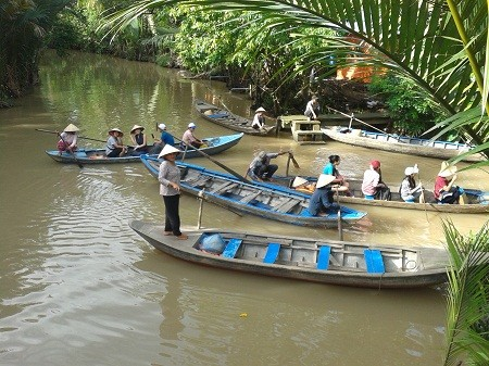 Mekong Delta two days tour