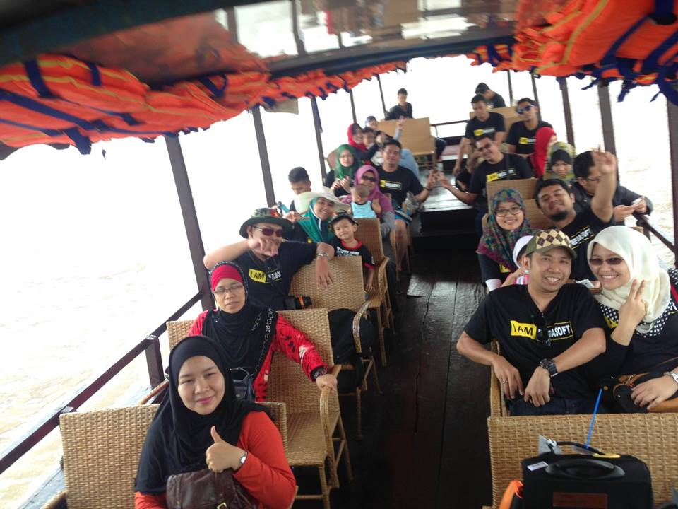 Muslim package tour in Ho Chi Minh city