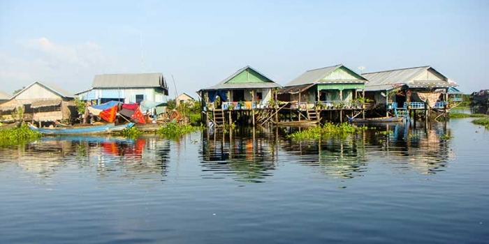 Mekong Delta With Home-Stay & Floating Market in Can Tho