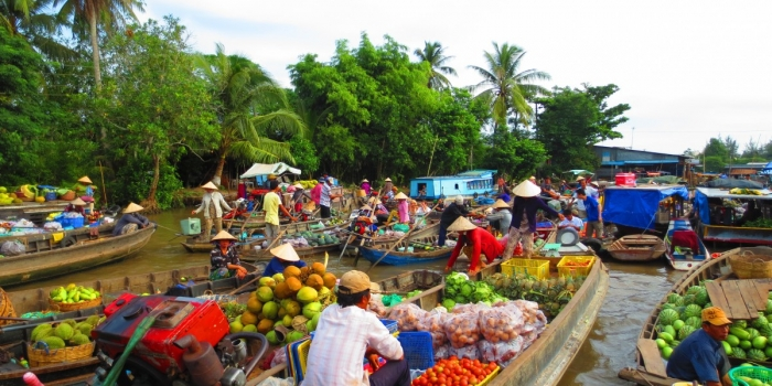 Discover Life in Mekong Delta 4days/3Nights