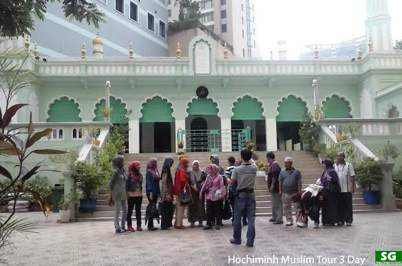 HCM City Muslim Tours