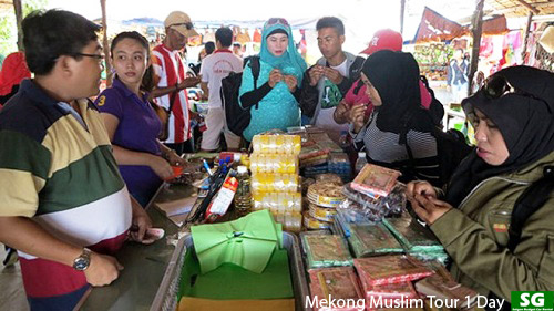 Mekong Muslim Tour 1 Day