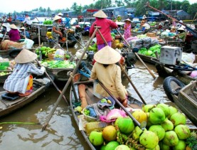 Mekong Muslim Tour 1 Day