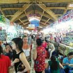 benh thanh market shopping tour