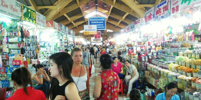 Ho Chi Minh City tour 4-Hour Shopping