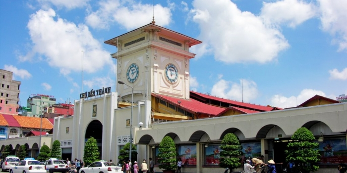 Ben Thanh Market – introduction and its history