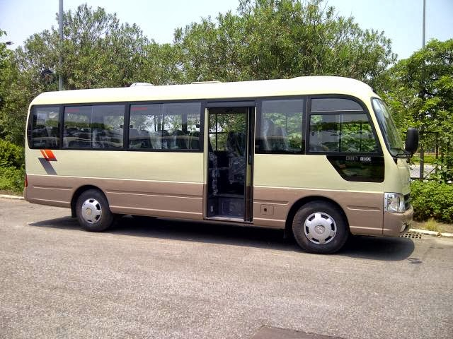 County Hyundai - Rent mini Bus for tour in Saigon, Car hire Ho Chi Minh City