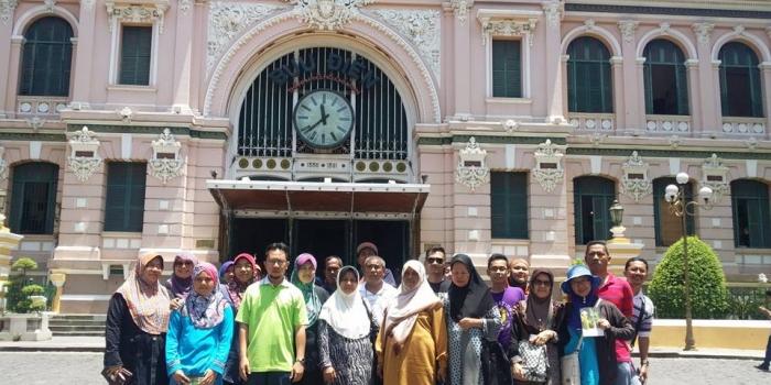 Budget Ho Chi Minh car rental for Muslim Tours