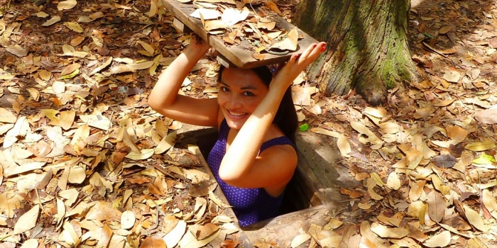 Cu Chi Tunnels – Ho Chi Minh City 1 Day Muslim Tour