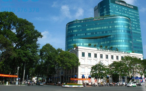 Diamond Plaza in Ho Chi Minh City