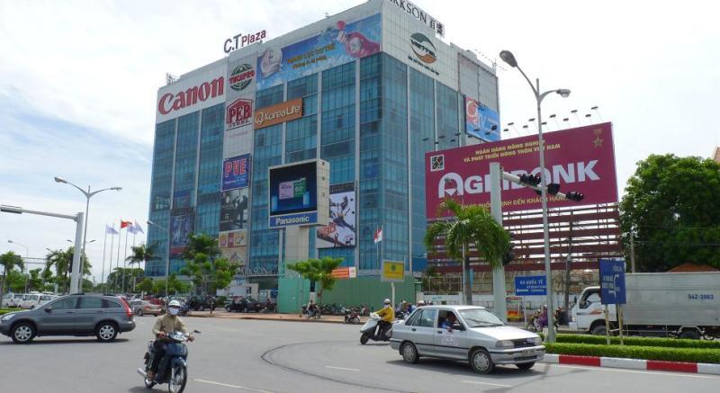 Parkson Tan Son Nhat airport