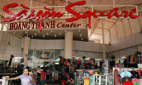 Saigon Square Shopping