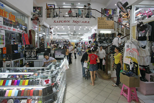 Saigon Square Shopping Mall