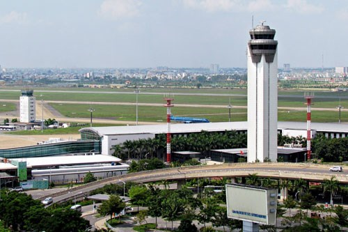 Ho Chi Minh Airport District