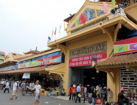binh tay market - Ho Chi Minh City Tours
