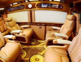 D'car Limousine Van Rental Services