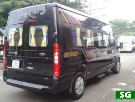 D'car Luxury Limousine Van Rental Services