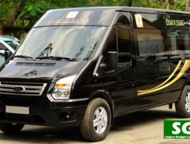 D'car Luxury Limousine Van Rental Services Ho Chi Minh City