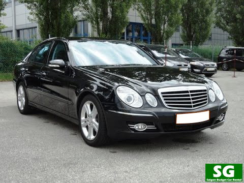 Mercedes E 200 Luxury Car rental