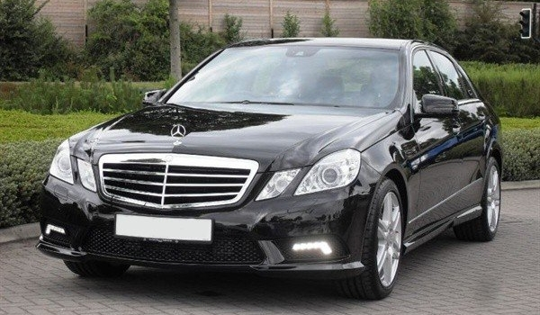 Mercedes E 250 Luxury Car rental Ho Chi Minh City