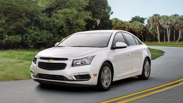 Chevrolet Cruze rental Car Ho Chi Minh City