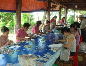 Mekong delta Tour my tho full day