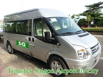 Tan Son Nhat Airport to Hotel