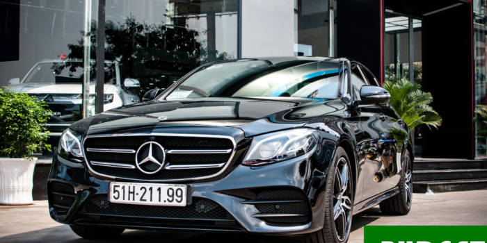 Mercedes E300 AMG Luxury Car For Rental