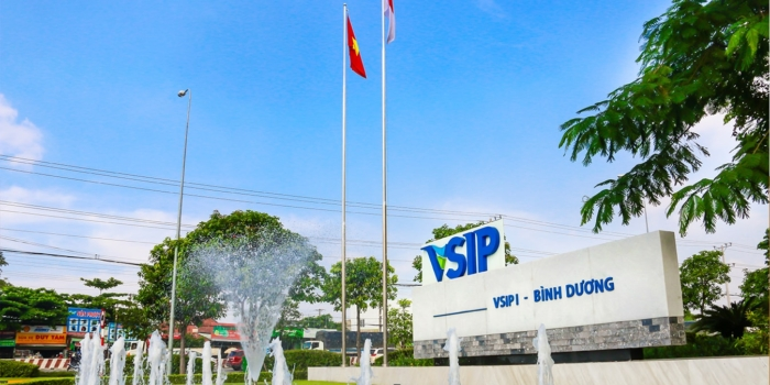 Info of Industrial Park in Binh Duong Province