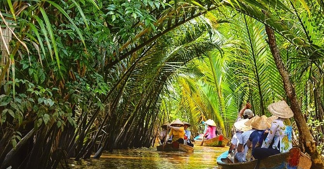Insight mekong delta one day