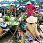 Mekong Delta and Cai Rang Floating Market Half-Day Tour