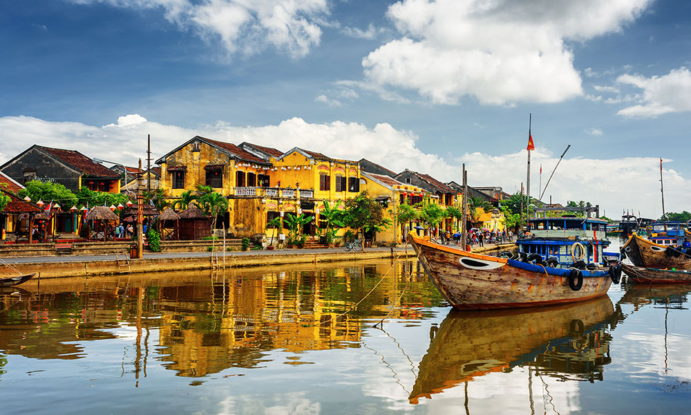 Package tour 8days Saigon Mui ne Nha- Trang Da nang - Hoi An