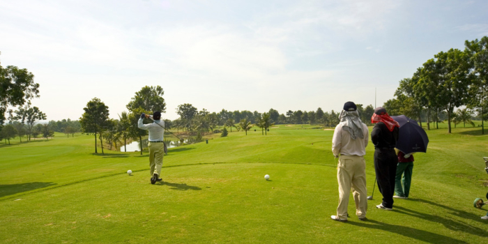 Southern vietnam golf tours 6 day